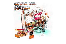 Game Jam Hanse © Tim Eckhorst