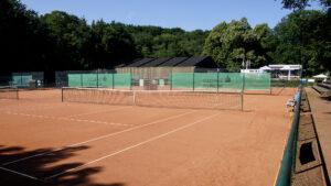 Außenplätze vom Travemünder Tennis- und Hockeyclub e.V. © TraveMedia