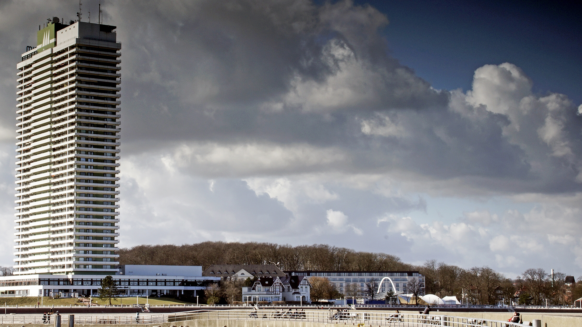 Teststation Maritim DRK Lübeck © TraveMedia