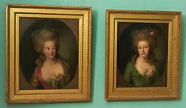 Die Vier Unvergesslichen Portraits Schwestern © Stiftung Schloss Eutin Sönke Ehlert