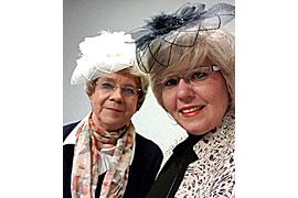Rappelschnuuten - Hella Hansen und Yvonne Fauck
