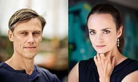 Andreas Hutzel und Lilly Gropper © Thorsten Wulff, Beate Kellmann