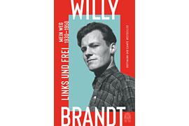 """Buch Willy Brandt """"Links und frei"""" © Verlag Hoffmann und Campe"""