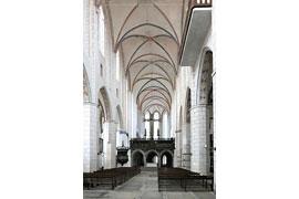 Katharinenkirche Lübeck Hauptschiff © Fotoarchiv Lübeck