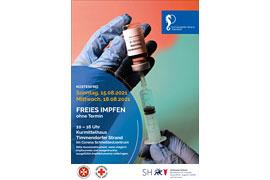 Plakat Freies Impfen © TSNT