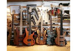 Gitarren © Sinisa Becanovic und Nikolai Seidel