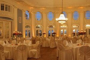 Ballsaal im ATLANTIC Grand Hotel Travemünde © ATLANTIC Grand Hotel Travemünde