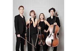 Leonkoro Quartett © Peter Adamiak