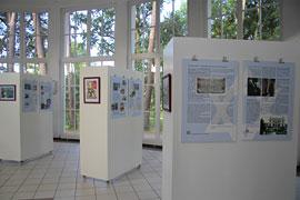 Ausstellung Spuren jüdischen Lebens in Niendorf und Timmendorfer Strand © TSNT