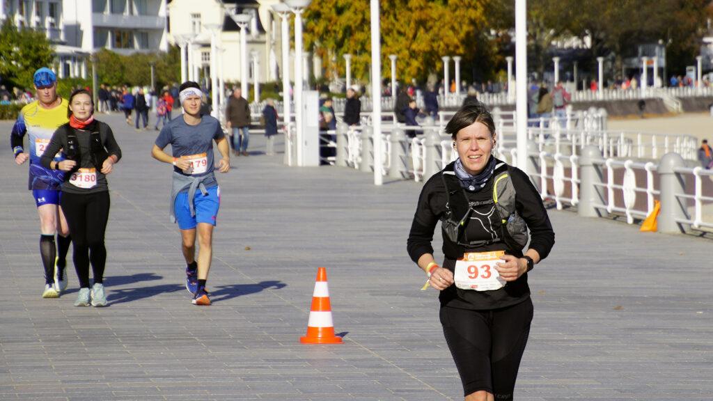 Impressionen vom Lübeck Marathon 2021 in Travemünde © TraveMedia